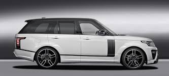 land rover black 2016 land rover range rover vogue sdv8 by caractère 2016 mad 4 wheels