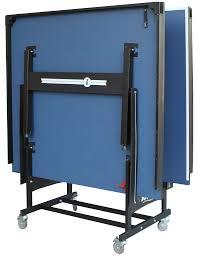 joola signature table tennis table joola 11566 signature 25mm table tennis table blue sears