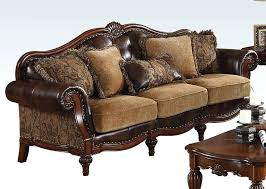 Leather Like Sofa Leather Pillows Leather Sofa Nail With 2 Accent Pillows