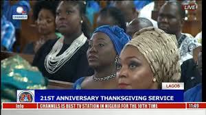 21st anniversary thanksgiving service sermon prt 2
