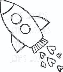 drawing of a rocket ship clipart library clip art library