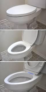 Kohler Lighted Toilet Seat Kohler Touchless Toilet Flush Kit U0026 Nighlight Seat Upgrade