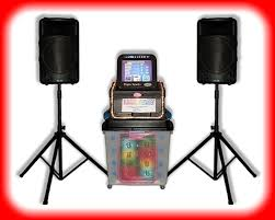 rent a karaoke machine audio karaoke jukebox system for hire rent or rental in pukekohe