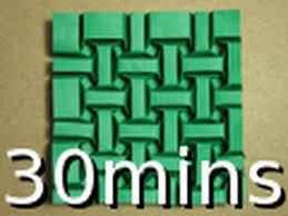 Origami Tessalation - version origami tessellation guide tessellesson on bricks