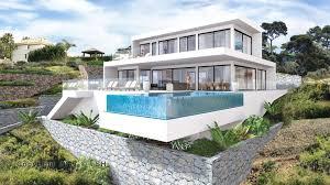 Modern Villa by New Modern Villa In Los Flamingos Golf Resort Benahavis U2022 Realista