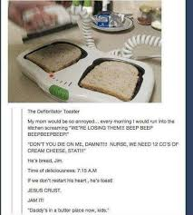 Toaster Meme The Defibrillator Toaster Imgur
