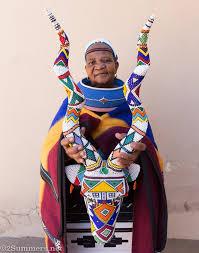 the ndebele artists of mpumalanga coming soon to joburg 2summers