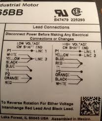 wonderful dayton ac motor wiring diagram gallery electrical