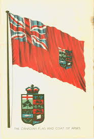 New Brunswick Flag Artifact Of The Week The Canadian Red Ensign Cornwall