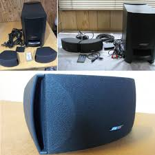 bose subwoofer home theater used 2 1 home theater used 2 1 home entertainment system