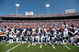 what nfl team has the most fans nationwide some broncos fans angrily abandon team over nfl protests the