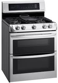 black friday amazon ovensw lg ldg4315st double oven gas range review reviewed com ovens