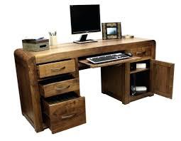 walnut corner computer desk computer desks dark walnut computer desk black modern drawers