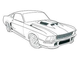 free coloring pages of mustang cars mustang car coloring pages free printable mustang coloring pages