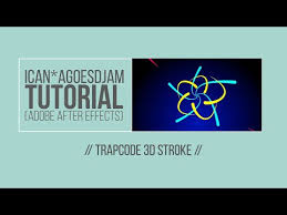 tutorial after effect bahasa aeplus 011 multiple stroke effect in after effects motion path