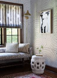 architectural digest how to decorate with color and pattern in