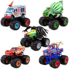 monster truck videos with music amazon com disney deluxe monster truck mater figure set toys u0026 games
