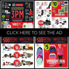 jcpenney open on thanksgiving jcpenney black friday ad 2016 deals hours u0026 ad scans