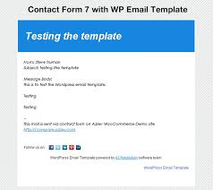 wp email template u2014 wordpress plugins