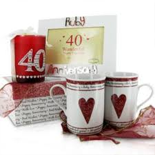 40th wedding anniversary gifts for parents ideas for 40th wedding anniversary gifts for parents lading for