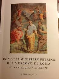 pope francis u0027 inaugural mass a guide catholic voices comment