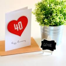 40th wedding anniversary gift ideas best 40th wedding anniversary gift ideas finder