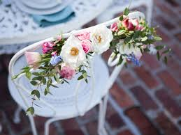wedding floral trends this year sunset