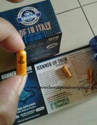 alamat agen obat hammer of thor asli di malang d29af628 by jual
