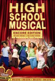 high school high dvd high school musical encore edition dvd review