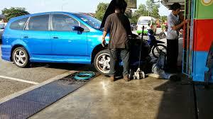 biru alza jb auto trader iklankan kereta anda