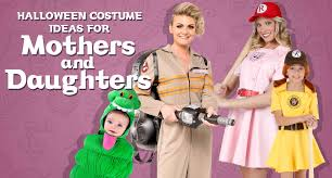 Simpsons Family Halloween Costumes by Halloween Costume Ideas For Mothers And Daughters Halloween
