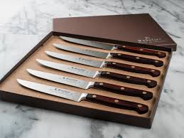 sabatier table knives set of 6 auvergne collection