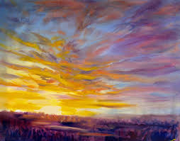 online painting workshop 25 mastering sunsets 1 of 4