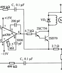 dc motor circuit diagram wiring diagram components dc