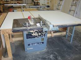 Delta Shopmaster Table Saw Delta Rt31 12