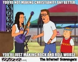 Funny Rock Memes - funny christian rock meme pmslweb