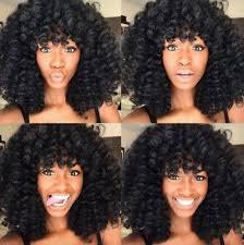 human curly hair for crotchet braiding 30 trendy crochet braid hairstyles crocheting pinterest