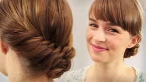 Frisuren Zum Selber Machen Kurze Haar by 25 Beste Ideeën Ballfrisuren Selber Machen Kurze Haare Op