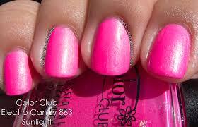 color club electro candy carinae l u0027etoile u0027s polish stash