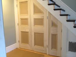 doors under stairs google search spaces under stairs