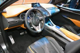 lexus nx interior live photos of the lexus lf nx crossover concept lexus enthusiast