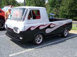 econo pickup 66 ford econoline pick up econoline ideas