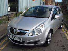 used vauxhall corsa life 2009 cars for sale motors co uk