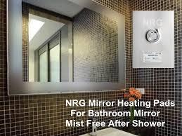 bathroom heated mirrors heated bathroom mirror kit bathroom mirrors ideas