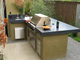 Outdoor Kitchen Faucets Honed Granite Countertop Kitchen Industrial With Wood Flooring