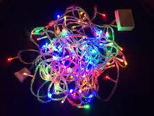 multi color led string lights ebay