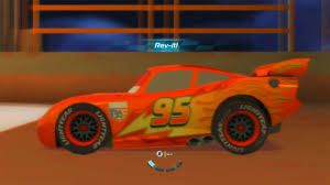 cars toon english lightning mcqueen wins big race kids movie