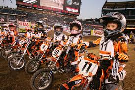 monster energy motocross gloves ktm junior supercross challenge returns chaparral motorsports