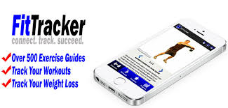 fitness tracker app for android fittracker fitness tracking app for iphone and android