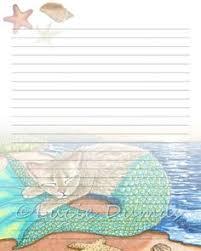 digital printable journal page bird 72 multicolor stationary 8x10
